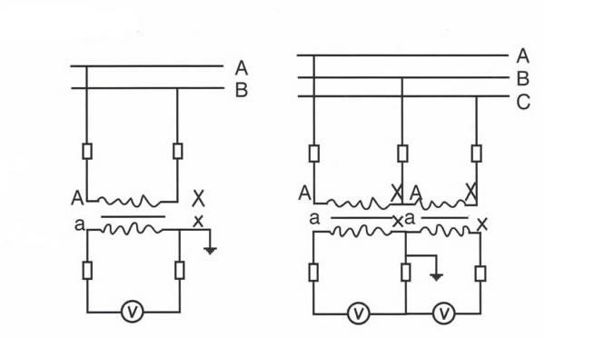 JDG4-0.5CY型电压互感器为干式绝缘,双线圈户内型单相电压互感器,供交流50Hz、60Hz、500V及以下线路中做电压、电能测量及继电保护作用。 出线端标记:一次为A、X,二次为a、x。 当一次有电压时二次线圈不得短路,否则互感器将被烧毁。 当互感器在额定电压下励磁时,能承受1秒外部短路而无损伤。